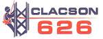 clacson 626