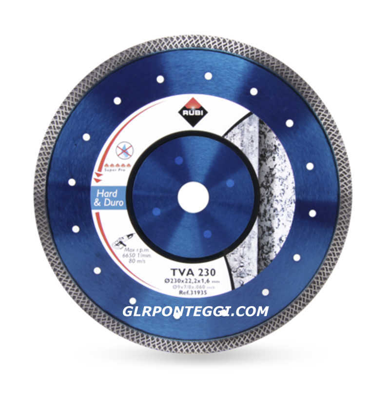 Disco diamantato Turbo Viper 115 mm
